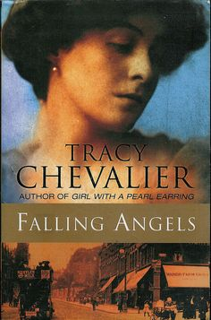 Falling Angels by Tracy Chevalier - Victorian mourning rituals meet women's suffrage. Memorable and evocative. Reading Library, Love Reading, Reading Lists, Book Lists, Reading 2016, Book Club Books, Good Books, Books To Read, My Books