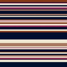 Playful Horizontal Stripes by The Pattern Lane Seamless Repeat Royalty-Free Stock Pattern Textile Patterns, Textile Design, Print Patterns, Pattern Design, Print Design, Stripe Print, Walls, Stripes, Mens Fashion