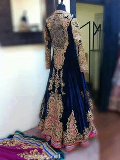 Gorgeouss royal blue dress