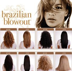 Fine Make Everyday A Good Hair Day With Brazilian Blowout Fun With Bb Short Hairstyles For Black Women Fulllsitofus