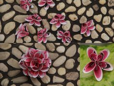 DIY Paper Flower #1