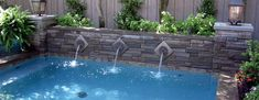 Swimming Pools and Water Features contemporary swimming pools and spas