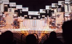 Genius Loci Weimar Video Mapping Competition 2014 - Contest Watchers