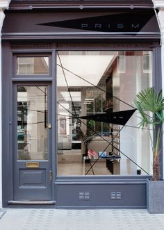 Prism, London / Robert Storey + Q&A — London Design Journal