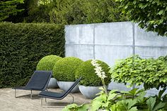 Tom Stuart Smith Chelsea 2008 garden Laurent Perrier / repinned on toby designs