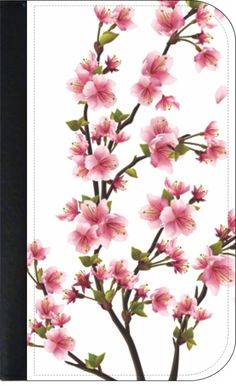 Blossoms on a Branch Print Black PU Leather Apple iPhone 7 Wallet Phone Case. High Quality Faux Leather and Suede Wallet Case Compatible with the APPLE IPHONE 7; (NOT COMPATIBLE WITH THE APPLE IPHONE 7 PLUS;) Will Protect Your Phone From Scrapes and Damage. Made in the U.S.A. Permanent, Bright Image-All Images Are Flat-No Textured Printing. Note to Our Customers: Max Wilder Inc. takes pride in offering quality and style combined. It is for this reason that the Max Wilder Inc. brand is so...