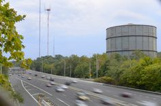 The Melvale Gas Holder is part of a 26-acre tract that BGE owns off