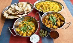 Restaurant Dream India : Menu Inde pour 2 ou 4