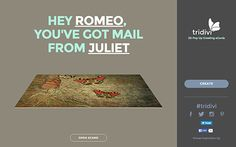 Create an amazing 3D Pop Up Greeting eCards in just a few clicks!
