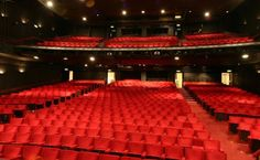 The auditorium of the Peacock Theatre. There are approximately 100 seats spread over two levels, the Stalls and the Dress Circle. Peacock Theatre, London School Of Economics, Dance Company, Auditorium, Concert Hall, Musical Theatre, Theatres, Stalls