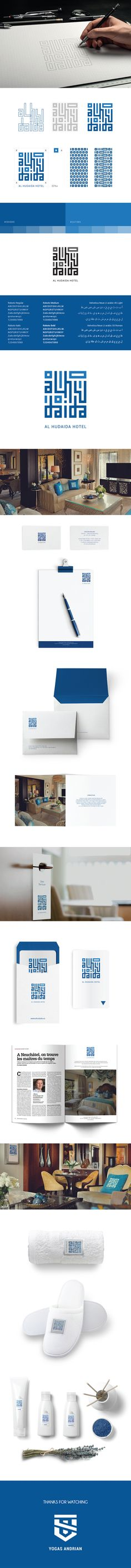 Al Hudaida Hotel on Behance