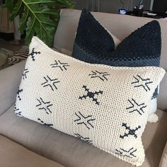 This just in. Hand embroidered & punch needle scatter cushions is amazing designs available on KNUS. Featuring here is the Ombre Charcoal Cushion & the Bold X long Scatter.  TAP post to shop🖤 . . . #knushomedecor #decor #sale #office #home #homedecor #southafrica #locallymade #capetown #furniture #decor #furnituredesign #scandinavian #lockdown #furnituredecor #handmade #locallymade #local #designer #scattercushions #interiordesign Scatter Cushions, Throw Pillows, Furniture Decor, Furniture Design, Punch Needle, Scandinavian, Charcoal, Lifestyle, Interior Design