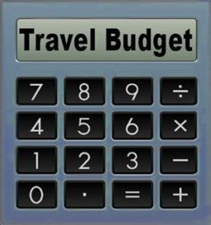 Travel Budget Planner and Calculator, Our Comprehensive guide with FREE Excel budget template.