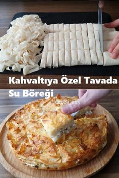 Desert Recipes, Mashed Potatoes, Bakery, Deserts, Food And Drink, Cheese, Cooking, Ethnic Recipes, Turkish Language