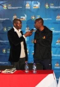 Ambassador @MakhosiKhoza Interview at #MandelaMarathon Media Launch