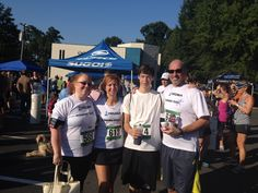 Orthocarolina Aug. 25, 2012. I did 5k, David did 10k. Ross' first. Ram my Personal best at 25:48, finished 1st in age group.