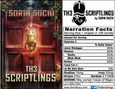 The Scriptlings a fantastically funny comedic contemporary fantasy.