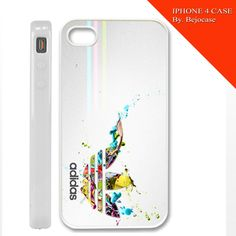 adidas exlusive design on iphone 4, iphone 5