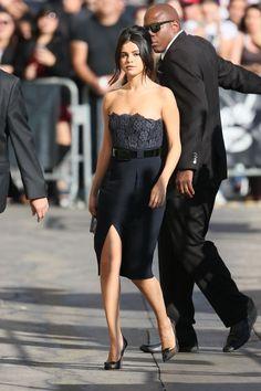 Selena Gomez legte einen sexy Auftritt hin