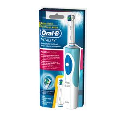 ENTER ONLINE TO WIN - ORAL B RECHARGEABLE TOOTHBRUSH