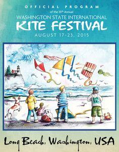 Washington State Internationa Kite Festival Official Program 2015