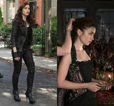 Lily Collins as Clary Fray - The Mortal Instruments: City of Bones