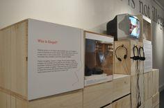 Exhibition Design at the Jewish Museum of Australia