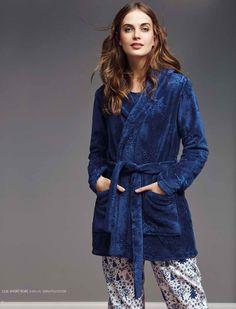 Catherine's 1126 Kısa Polar Sabahlık #markhacom #newseason #fashion #yenisezon #stil #pijama #pijamatakimi #haftasonu #alışveriş #alisveris #indirim #indirimli #penyemood