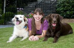 """It's Me or My Dog"" host Victoria Stilwell to speak at Pullo Center https://imgur.com/a/YVkBe"