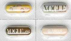 Fashion Magazine Design Pills