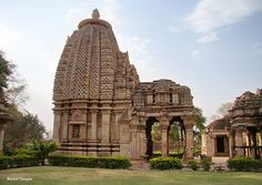 Badoli Temples, Badoli, Rajasthan Temple Architecture, Temples, Barcelona Cathedral, Two By Two, Building, Nature, Travel, Art, Art Background