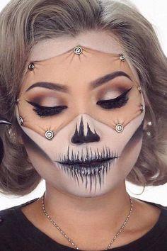 Cele Mai Bune 149 Imagini Din Halloween Makeup în 2019 Makeup