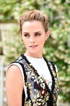 "Emma Watson Photos - Emma Watson attends ""The Circle"" Paris Photocall at Hotel Le Bristol on June 22, 2017 in Paris, France. - 'The Circle' Paris Photocall at Hotel Le Bristol in Paris"