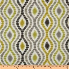 Waverly Optical Delights Twill Wasabi :: dining room chairs