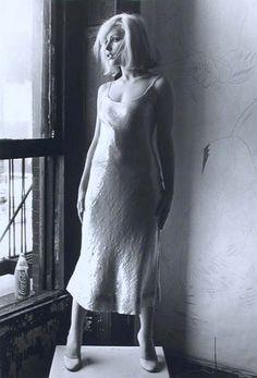 I love light, simple dresses that require minimal undergarments.