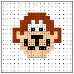 kralenplank aap