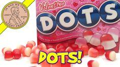 Valentine DOTS Cherry, Vanilla & Passion Fruit  #DOTSCandy #ValentinesDay2015 #PassionFruit