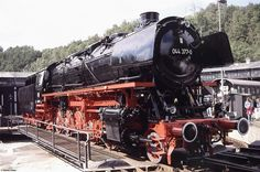 044 377 im Eisenbahnmuseum Bochum-Dahlhausen - 07.09.1997