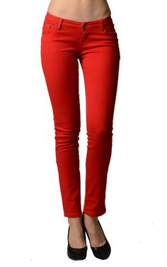 Colors Pants and Orange color on Pinterest