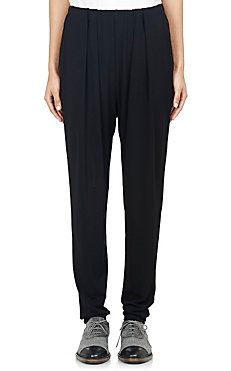 Liquid Jersey Evening Trousers