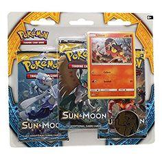 POKÉMON TCG Sun ... Check it out here!  http://www.thegamescorner.com.au/products/pokemon-tcg-sun-moon-three-booster-blister-litten?utm_campaign=social_autopilot&utm_source=pin&utm_medium=pin