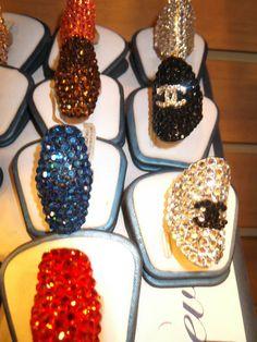 Swarovski Crystal Rocks!!