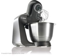 Bosch MUM57830GB Food Mixer, 900 W, 3.9 L - Brushed Stainless Steel: Amazon.co.uk: Kitchen & Home