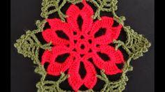 Noche Buena Crochet - YouTube
