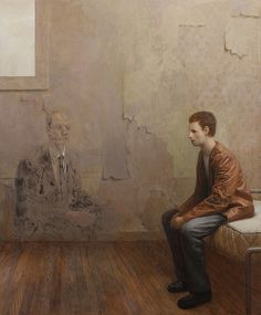 Aron Wiesenfeld. (Take your pills & he'll go away...but which one goes, and which one stays?)