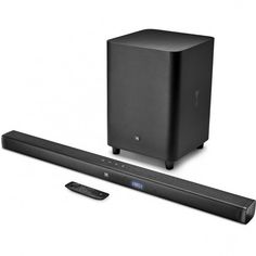 JBL Surround sound with of power. Thrilling bass from a wireless subwoofer. Wireless music streaming with Bluetooth. Dolby Digital, Bluetooth, Usb, Bmw 330i, Ultra Hd 4k, Vw Arteon, Surround Speakers, Tv Remote Controls, Wall Mount Bracket