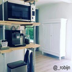 Met steigerbuis en steigerhout kun je ontzettend leuke creaties maken. In dit artikel vind je tips voor het maken van je eigen meubels en voorbeelden.