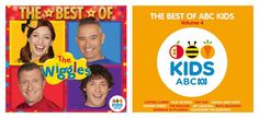 Win The Best of the Wiggles and The Best of ABC Kids Vol 4 CD Albums