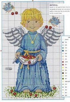 solo angeles (pág. 2) | Aprender manualidades es facilisimo.com