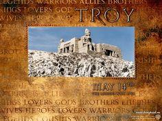 Troie - Photos et fonds d'écran: http://wallpapic.be/film/troie/wallpaper-33586